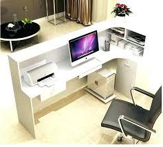 Used Salon Reception Desk Reception Desk Ikea Receptionist Desk Wondrous Used Reception Desk