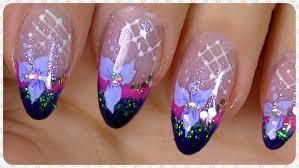 blue and pink nail designs choice image nail art designs