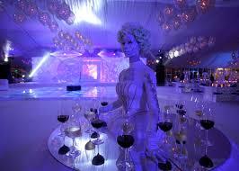 Purple And White Wedding A Purple And White Theme Engagement At The Atlantis Hotel Dubai