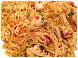 cuisiner le homard congelé spaghetti au homard la cuisine d agnèsla cuisine d agnès