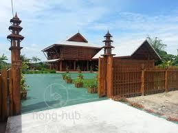 thai style house long stay hub