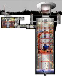Grain Silo Homes by For Sale Decommissioned Missile Silo 40 Feet Underground Today Com