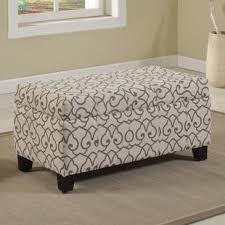 storage ottoman with casters storage ottoman with wheels wayfair