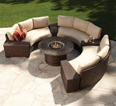 patio table with fire pit patio furniture with fire pit table home design