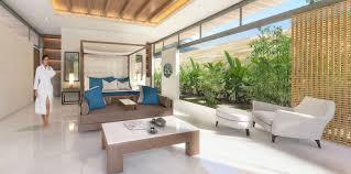 Split Master Bedroom Two Bedroom Split Villa Lobster Bay Villas U0026 Residences Lombok