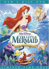 amazon mermaid disc platinum edition rene