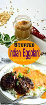 spice stuffed baby eggplants recipe baby eggplant indian