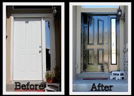 How To Paint An Exterior Door Painting Exterior Door