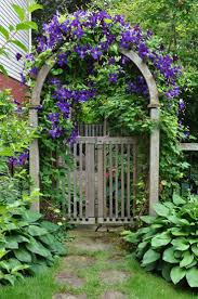 95 best garden gates images on pinterest garden arbor garden