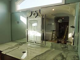 Beveled Floor Mirror by Mirror Installation U0026 Design New Jersey Allied Glass And Mirror