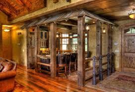 rustic home interiors cheap rustic home decor interior lighting design ideas