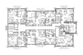 2nd floor plan floor plans historic city hall loft living apartments