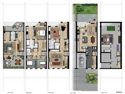 town home plans townhouse floor plan with elevator