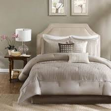 Taupe Coverlet Best 25 Taupe Bedding Ideas On Pinterest Large Bed Linen Large