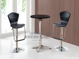 Bar Table And Stool Set Modern Line Furniture Commercial Furniture Custom Made