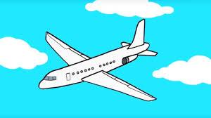apprendre à dessiner un avion youtube