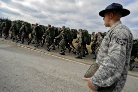 a female u0027s perspective of air force basic training