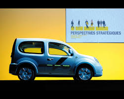 renault alliance blue nissan alliance electric car project 2009