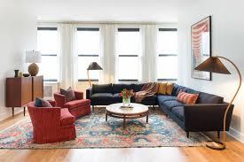 mid century modern arc floor l extraordinary 80 mid century modern apartment living room design