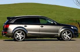 audi q7 tuning tuning audi q7 from abt available now even with 500 hp
