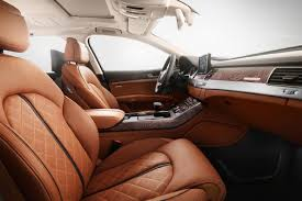 audi a8 exclusive concept one of the best interiors around