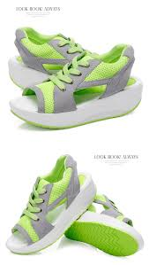 women u0027s sandals casual summer lace up mesh breathable shoes women
