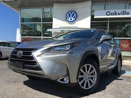 lexus nx 200t awd review used 2016 lexus nx 200t for sale oakville on