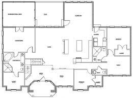 modern home floorplans homes floor plans