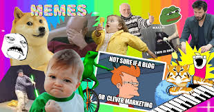 Collage Memes - the rise of meme marketing how you can use them