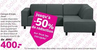 promotions canapé leen bakker promotion canapé d angle joost produit maison