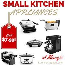 macys black friday sales macy u0027s better than black friday small appliance sale for just