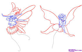 how to draw fairies step by step fairies fantasy free online