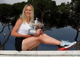 she she svitolina reveals bizarre reason why she started playing tennis