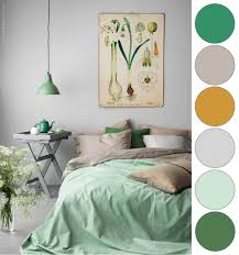 Room Color Palette Ikea Green Mustard Grey Bedroom Color Palette Room Inspiration
