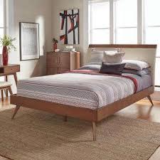 Platform Beds Queen - platform beds u0026 headboards bedroom furniture the home depot