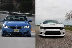 dodge charger hellcat bmw m3 vs dodge charger hellcat is hp the only number that matters