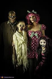 Scary Scary Halloween Costumes 93 Creative Family Halloween Costumes Images