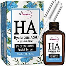 Serum Ql stbotanica hyaluronic acid serum vitamin c e 20ml