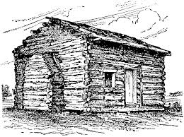 log cabin drawings file nsrw lincoln abraham log cabin png wikimedia commons