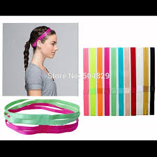 football headbands wholesale 500pcs lot women men hair bands sports headband