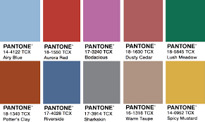 pantone color forecast 2017 how to use 2017 pantone color trends in design ny now