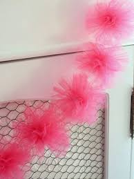 tulle pom poms i think this is a better way of tulle pom poms sewing and
