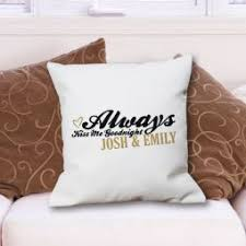 engraved pillows personalized gifts by category by engraved gift collection