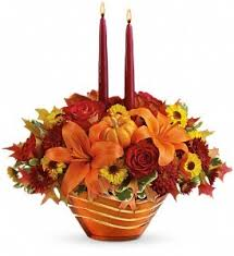 thanksgiving bouquet waves thanksgiving centerpiece awf108 in louis mo