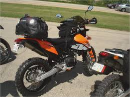 ktm 690 enduro r on road how to save money and do it yourself