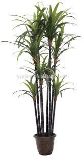 making artificial bonsai tree decorative artificial sugarcane on