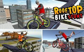 mercedes bicycle salman khan superhero bmx bicycle stunts rider 2017 rooftop 3d android apps
