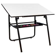 Studio Designs Ultima Fold A Way Drafting Table Studio Designs Target