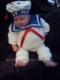 stay puft marshmallow costume baby stay puft marshmallow costume
