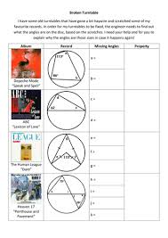 circle theorems lesson by mistrym03 teaching resources tes